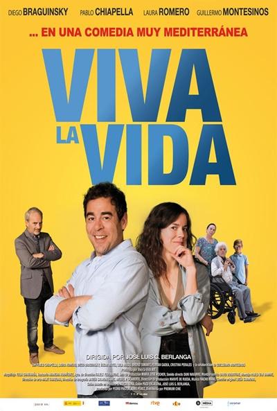 Viva la vida (cartel)