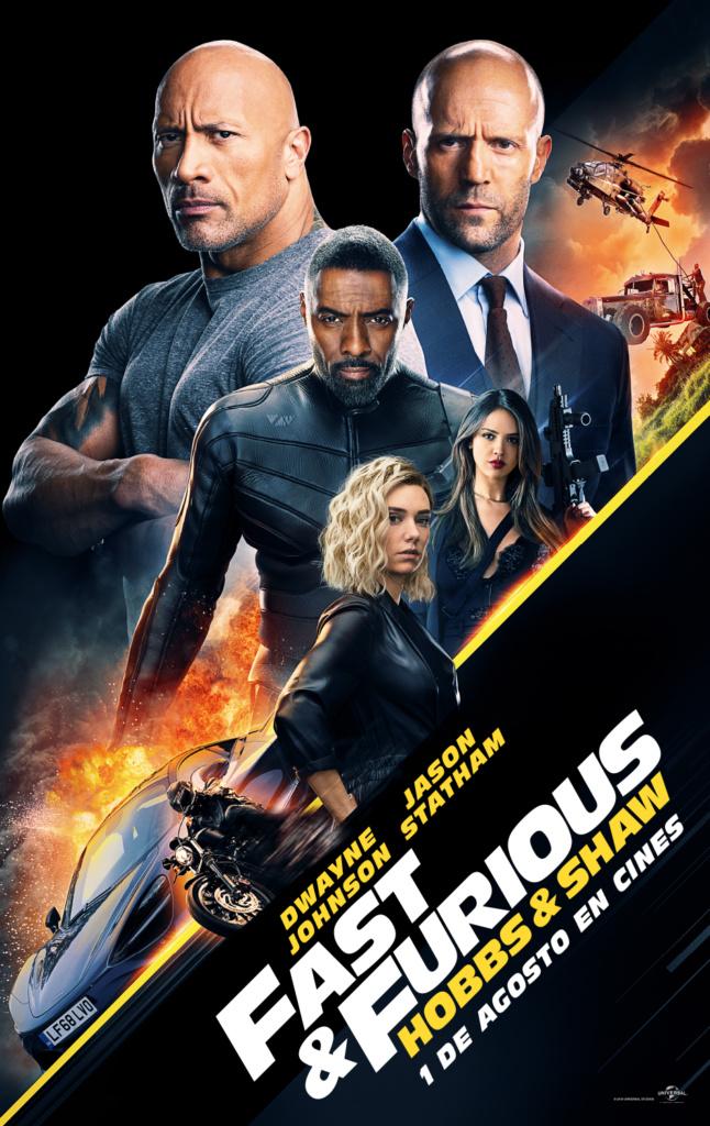 Fast & Furious: Hobbs & Shaw (cartel)