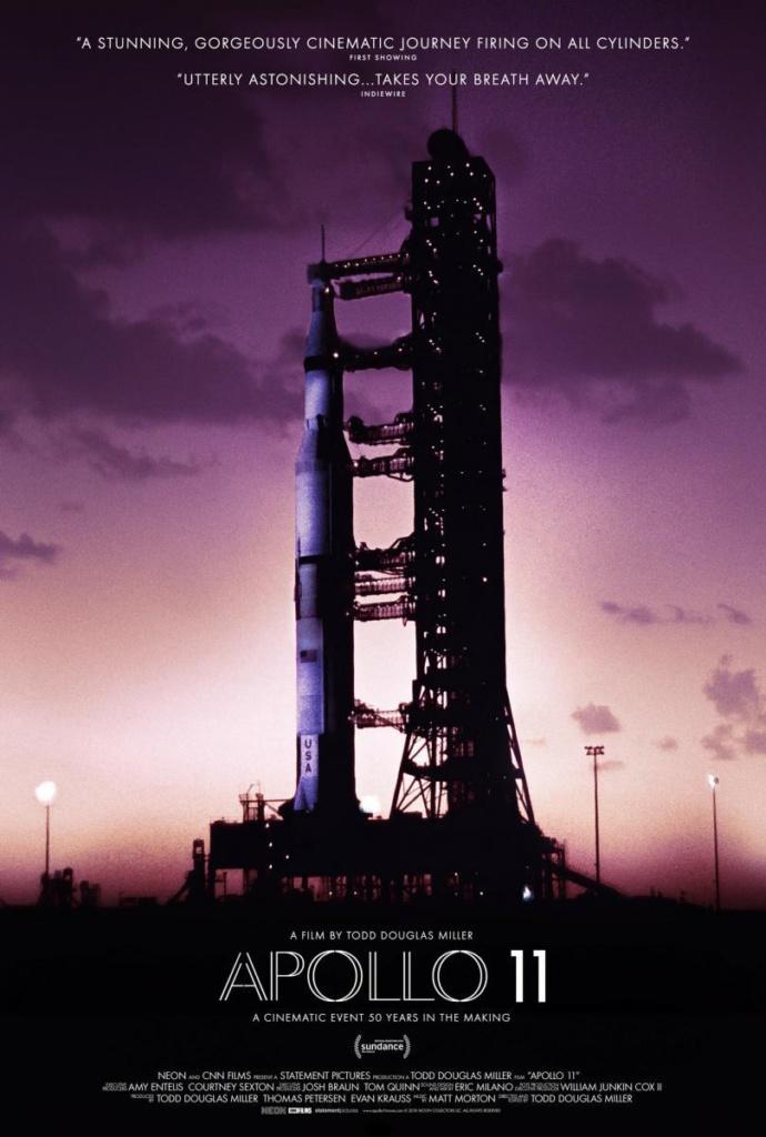 Apolo 11 (cartel)