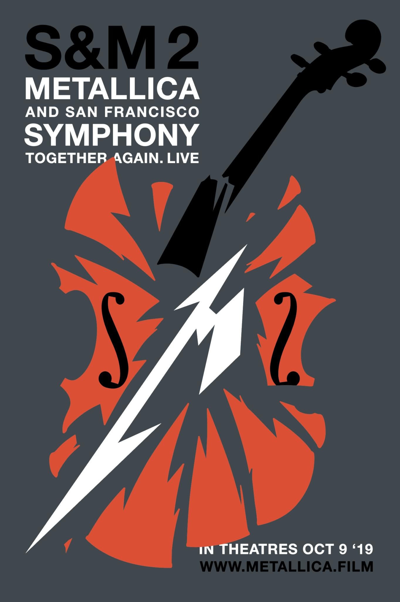 AFICINE LIVE MUSIC!<br>Metallica & San Francisco Symphony: S&M2