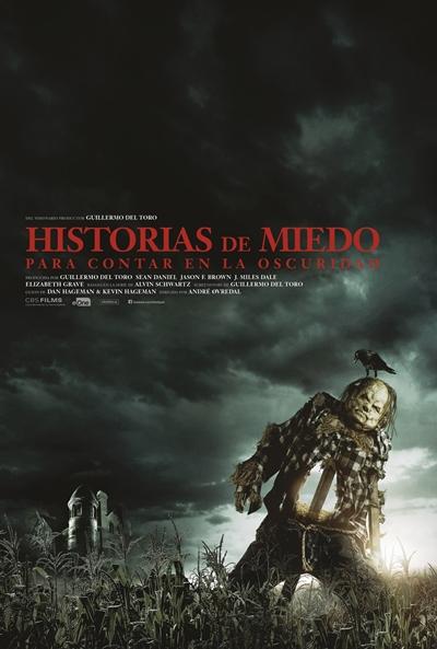 Historias de miedo para contar en la oscuridad (cartel)
