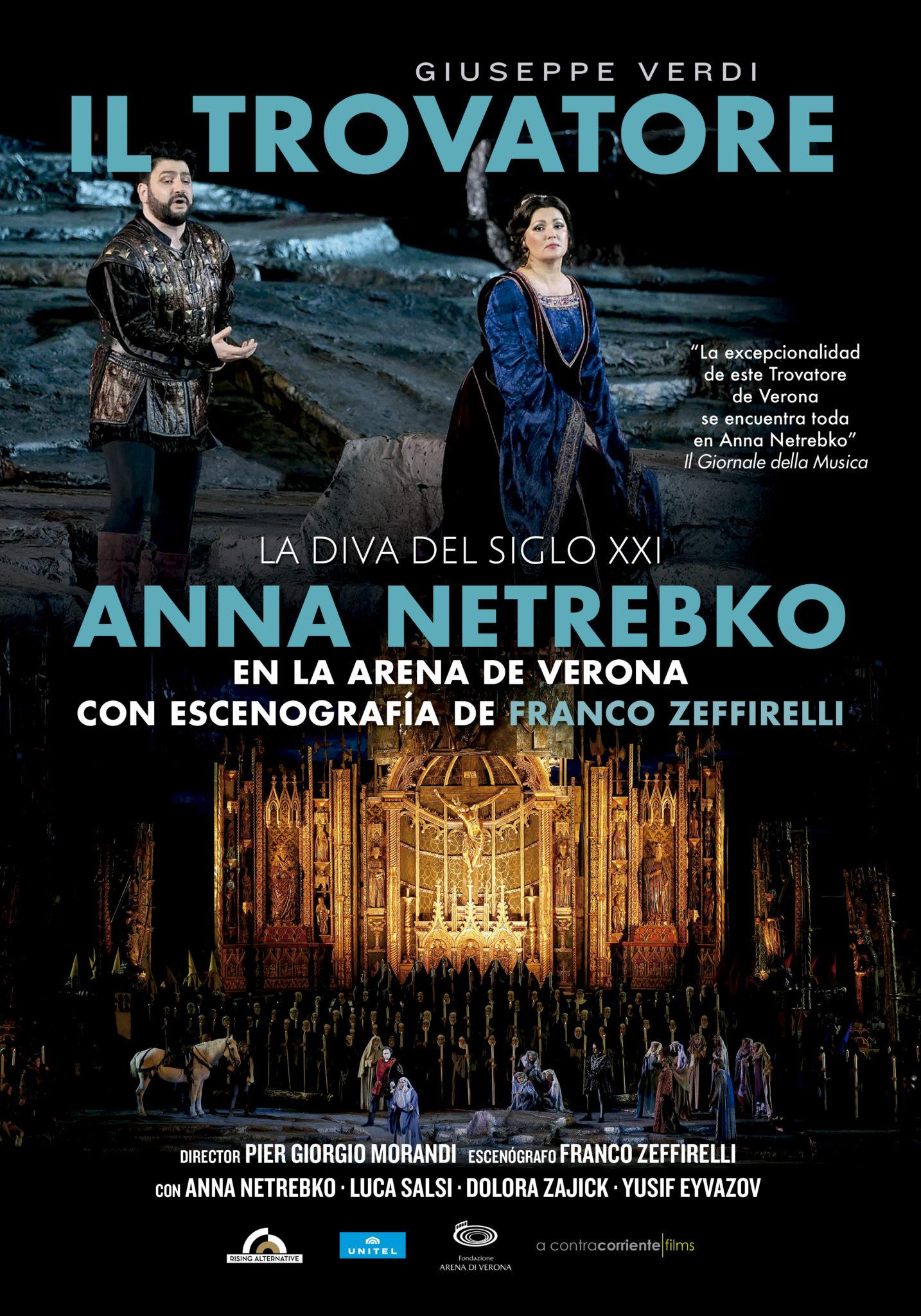 Ópera. IL TROVATORE