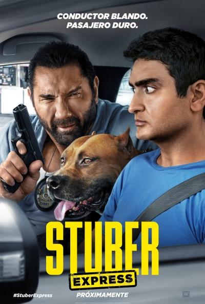 Stuber Express (cartel)