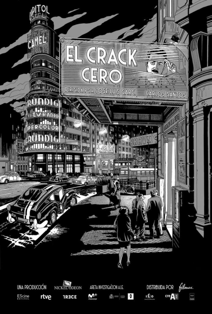 El crack Cero (cartel)