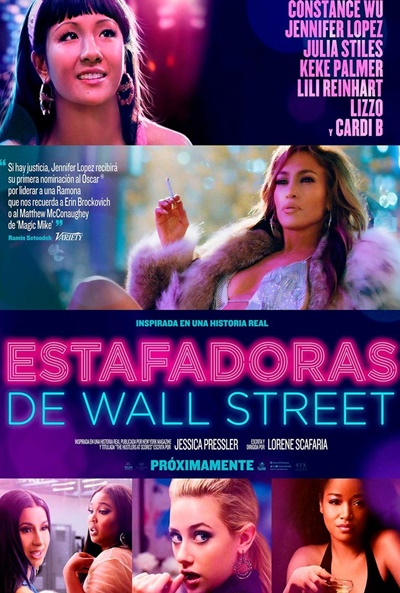 Estafadoras de Wall Street (cartel)