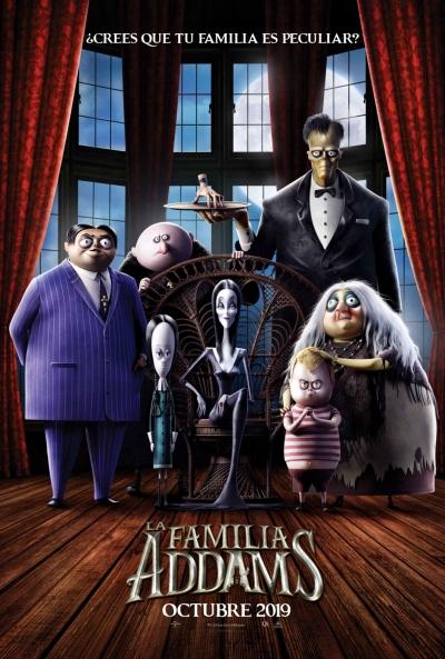 La familia Addams (cartel)