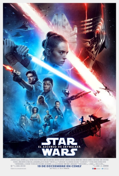 Star Wars: El ascenso de Skywalker (cartel)