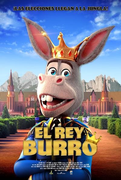 El Rey Burro (cartel)