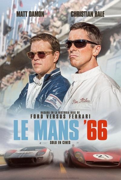 Le Mans '66 (cartel)