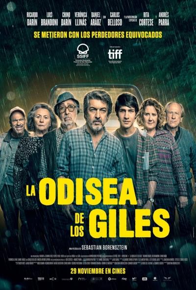 La odisea de los giles (cartel)