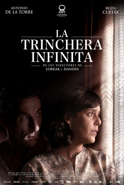 La trinchera infinita (cartel)