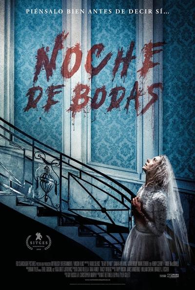 Noche de bodas (cartel)