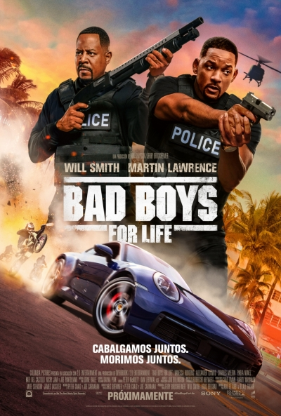 Bad Boys for Life (cartel)