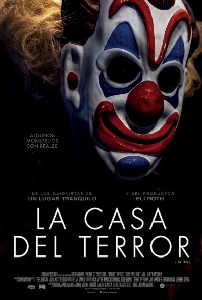 La casa del terror (cartel)
