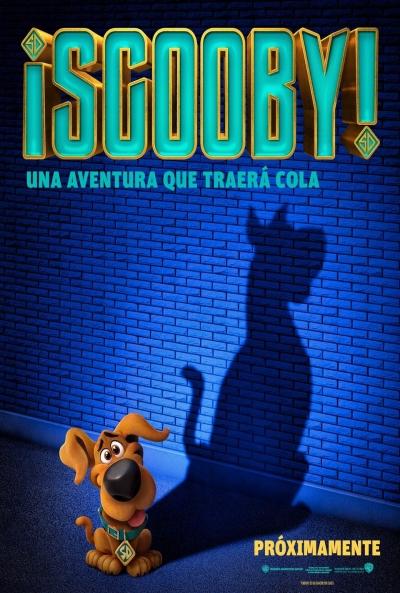 ¡Scooby! (cartel)