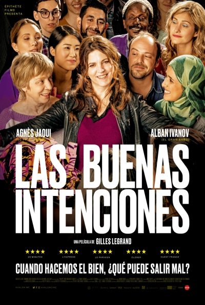 Las buenas intenciones (cartel)