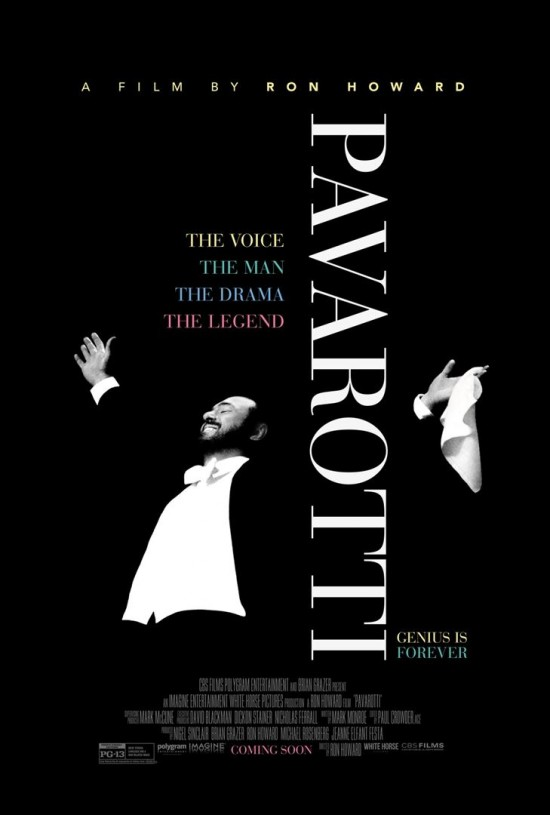 Pavarotti (cartel)