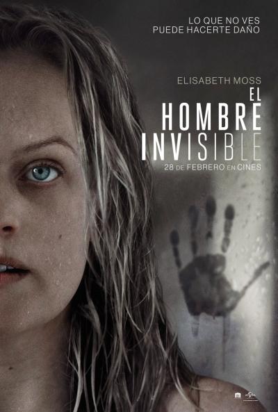 El hombre invisible (cartel)
