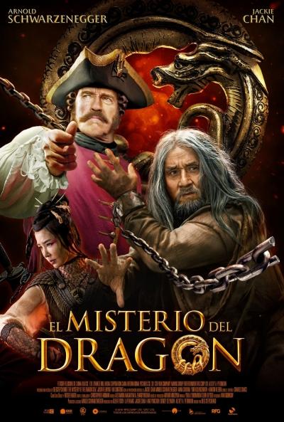 El misterio del dragón (cartel)