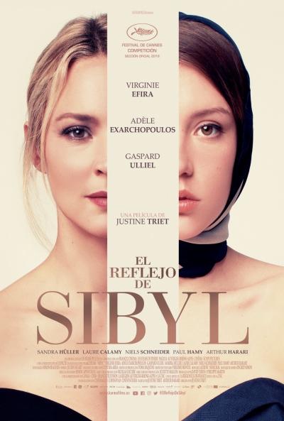 El reflejo de Sibyl (cartel)
