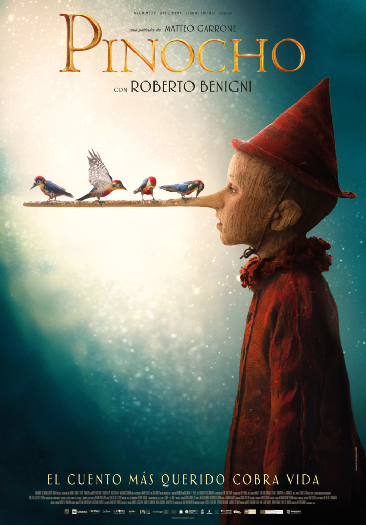 Pinocho (cartel)
