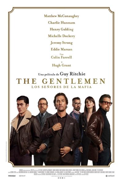 The Gentlemen: Los señores de la mafia (cartel)