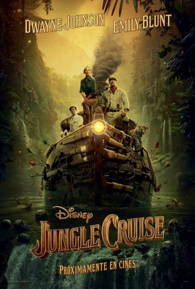 Jungle Cruise (cartel)