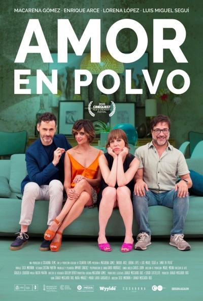 Amor en polvo (cartel)