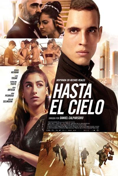 Hasta el cielo (cartel)