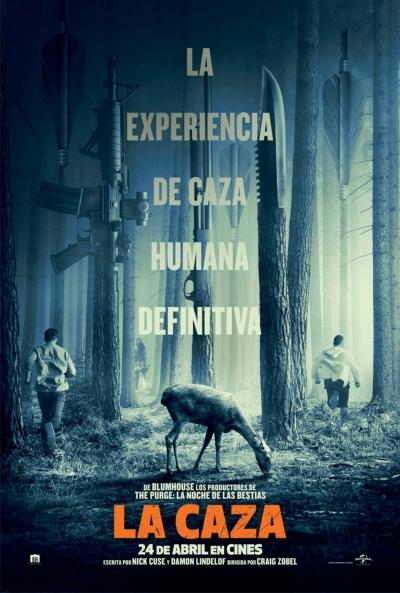 La Caza (cartel)