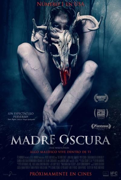 Madre oscura (cartel)