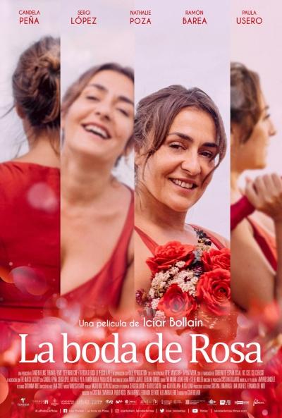 La boda de Rosa (cartel)