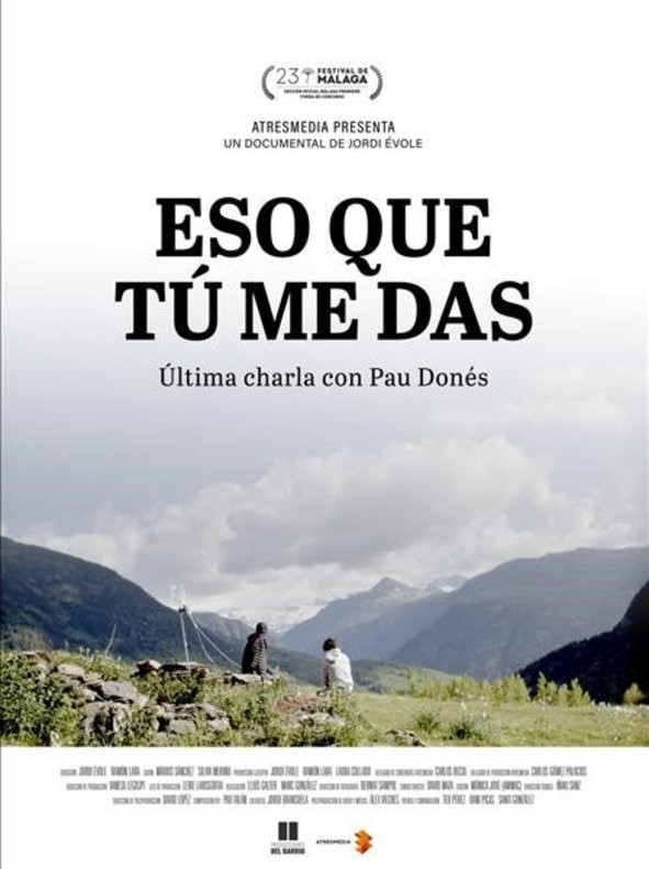 Eso Que Tú Me Das (cartel)