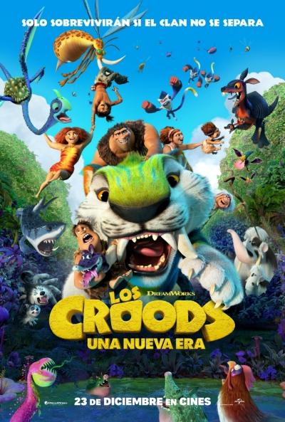 Los Croods: Una nueva era (cartel)