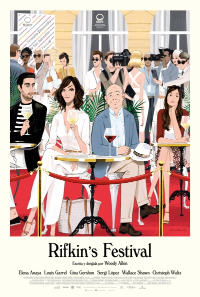 Rifkin's Festival (cartel)