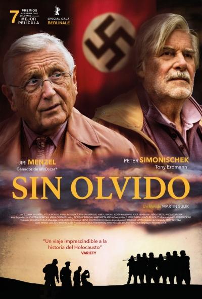 Sin olvido (cartel)