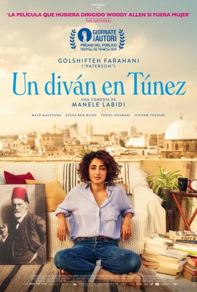 Un diván en Túnez (cartel)
