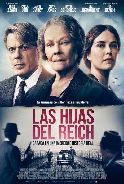 Las hijas del Reich (cartel)