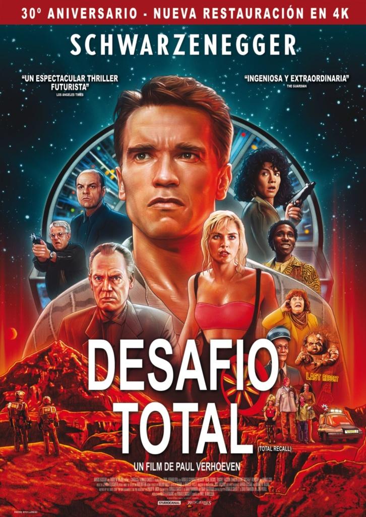 Desafío total - 30º ANIVERSARIO (cartel)