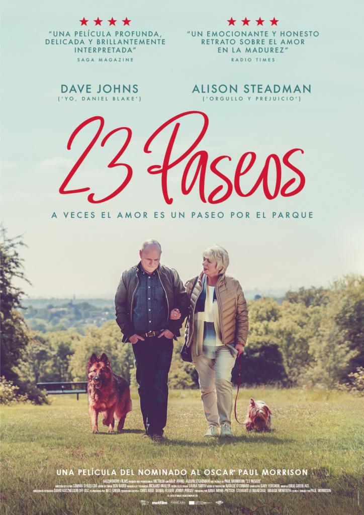 23 Paseos (cartel)
