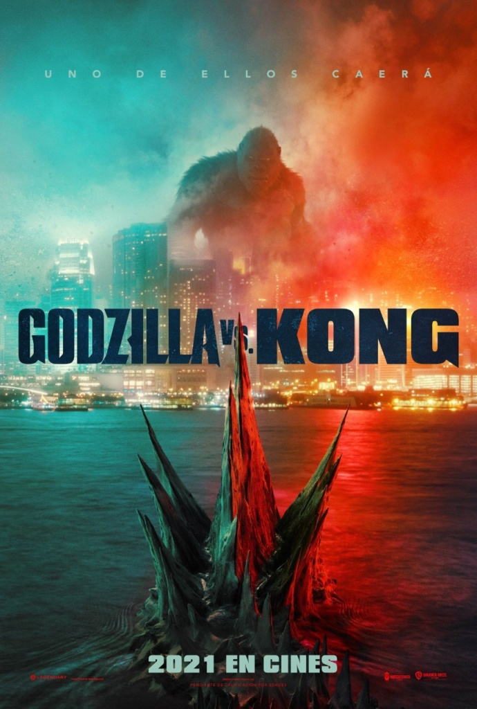 Godzilla vs. Kong (cartel)