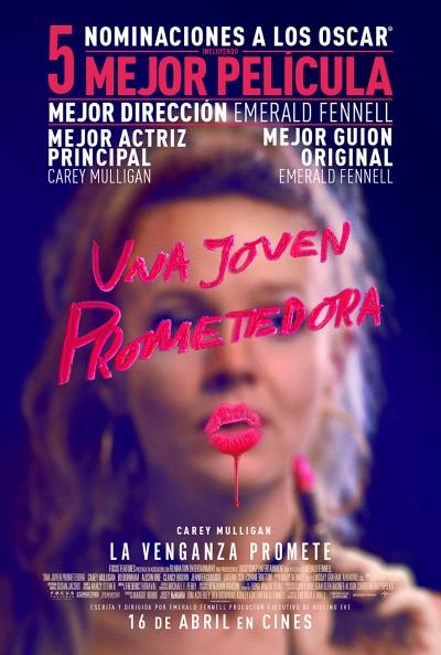Una joven prometedora (cartel)