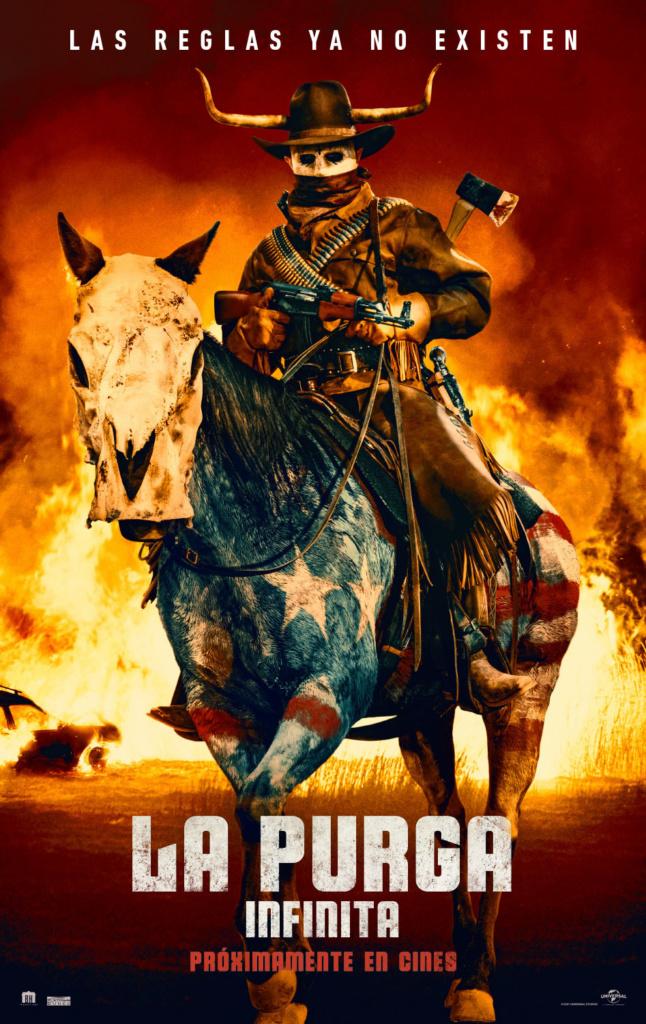 La Purga: Infinita (cartel)