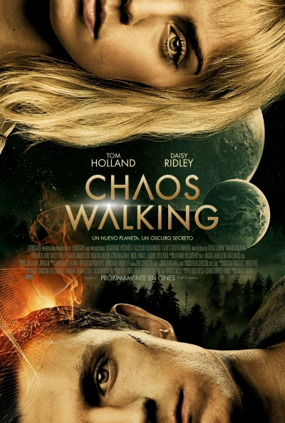 Chaos Walking (cartel)