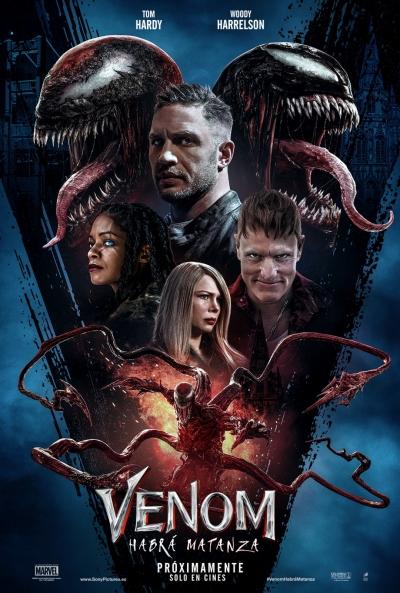 Venom: Habrá Matanza (cartel)