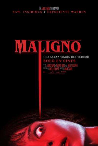 Maligno (cartel)