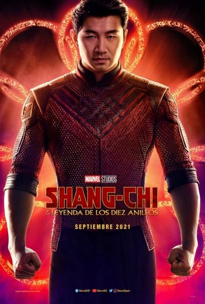 Shang-Chi y la leyenda de los Diez Anillos (cartel)