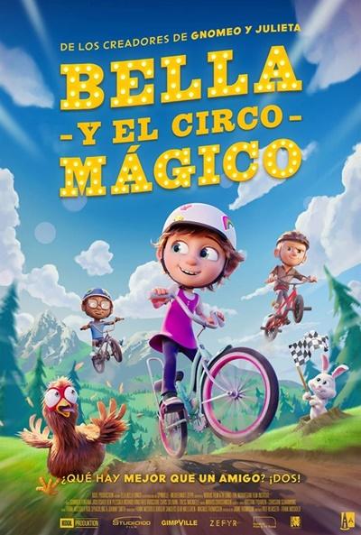 Bella y el circo mágico (cartel)