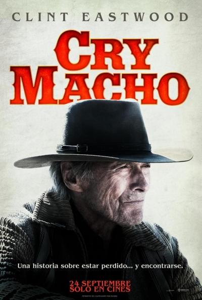 Cry Macho (cartel)