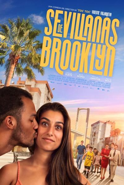 Sevillanas de Brooklyn (cartel)
